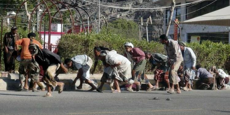 Les miliciens chiites se rapprochent d'Aden, au Yémen