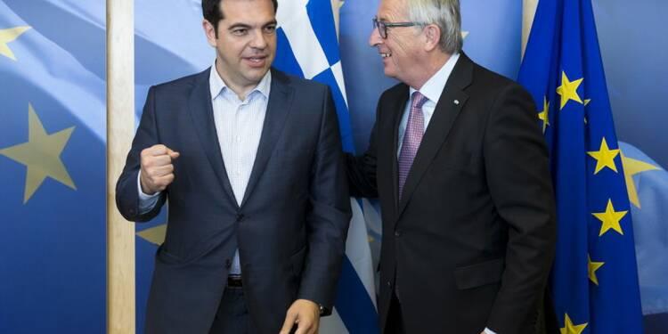 Toujours des désaccords à Bruxelles autour de la Grèce