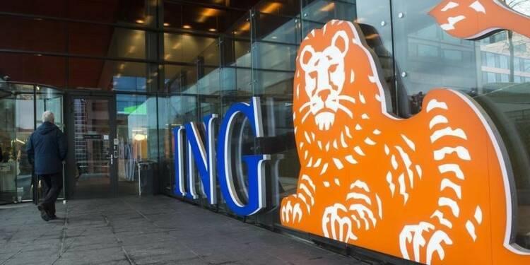 ING publie des résultats conformes aux attentes au 2e trimestre