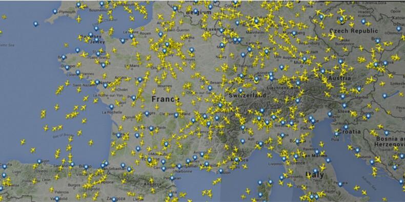 Flightradar24, ce site stupéfiant que le grand public a découvert avec le crash de l'A320