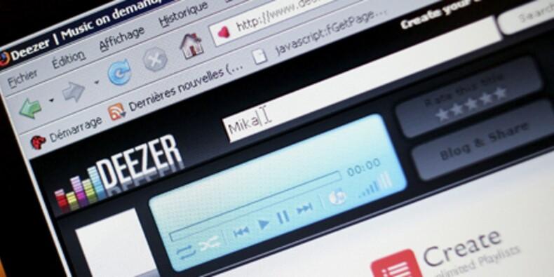 Deezer : l'Astérix de la musique en ligne