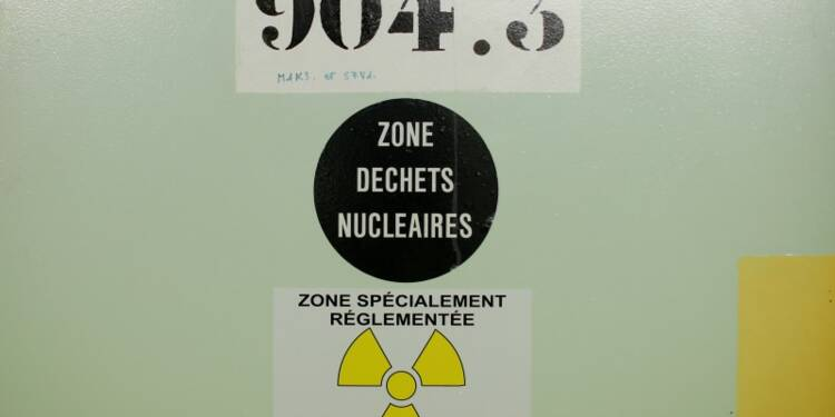 Feu vert à l'enfouissement de déchets radioactifs à Bure