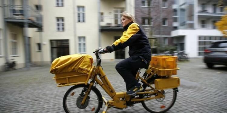 Deuxième jour de grève à Deutsche Post jeudi