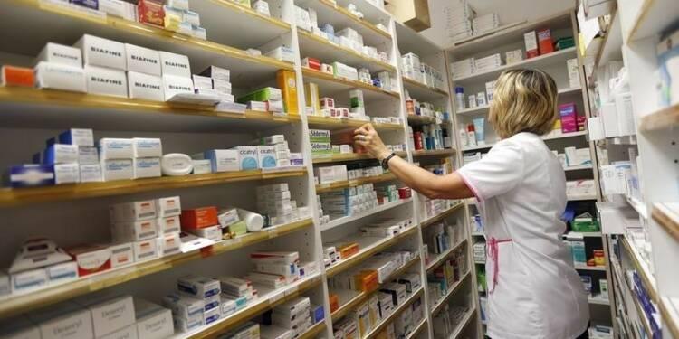 Hausse de 2,3% des dépenses d'assurance maladie à fin août