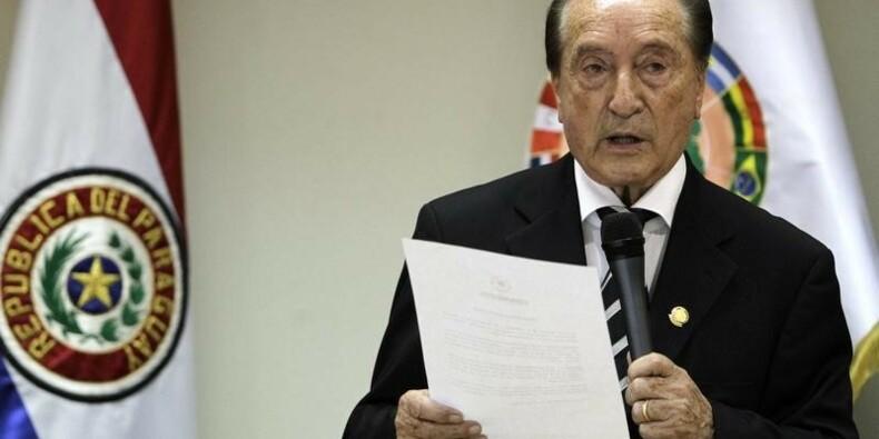 Saisie en Uruguay de propriétés d'un vice-président de la FIFA