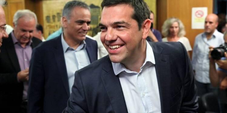 La Grèce a obtenu 85 milliards d'euros d'aide sur trois ans