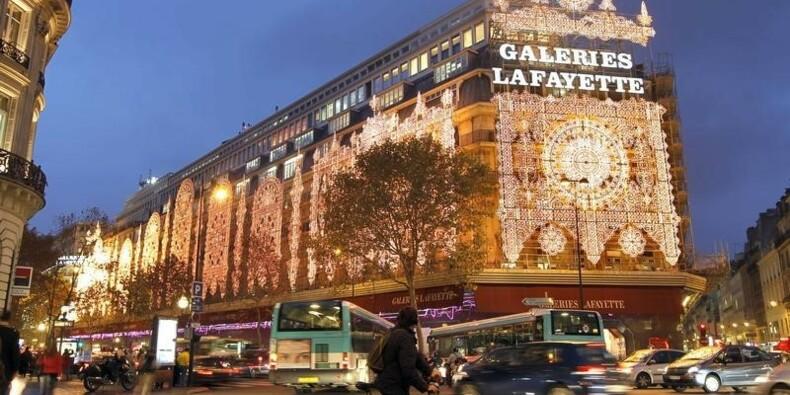 Les Galeries Lafayette veulent reconquérir les clients de Paris