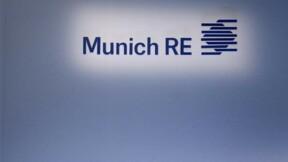 Munich Re confiant pour son résultat 2015 malgré Tianjin