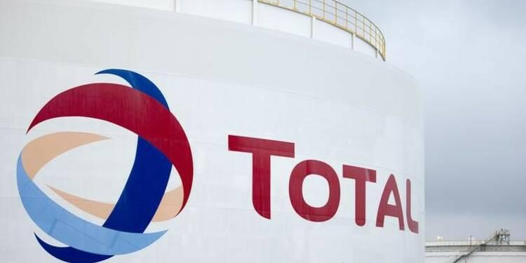Total publie des résultats en forte baisse pour le 3e trimestre