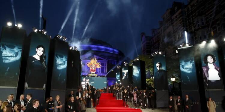 Gain record pour le premier jour du nouveau film de James Bond
