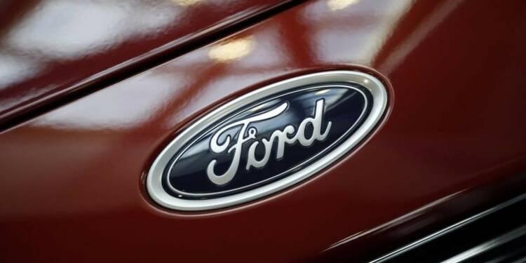 Ford affiche un bénéfice en forte hausse au 3e trimestre