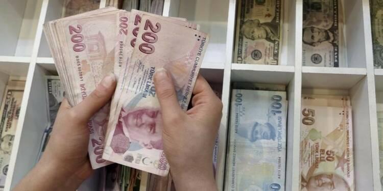 La Turquie abaisse ses prévisions de croissance