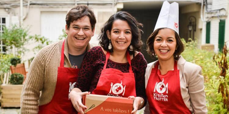 Aïcha Mansouri : sa société Kitchen Trotter vous fait découvrir la cuisine du monde à domicile