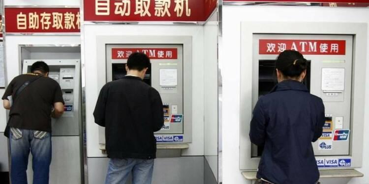 La Chine ouvre aux étrangers son marché des cartes de paiement
