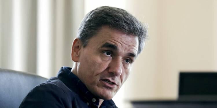 Euclide Tsakalotos remplace Varoufakis aux Finances en Grèce