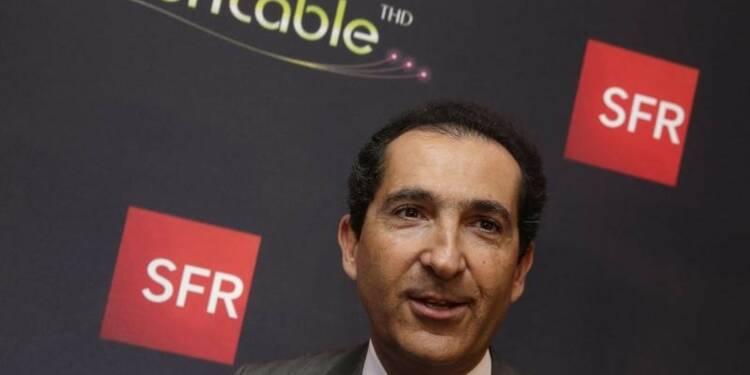 Altice acquiert encore des actions Numericable-SFR