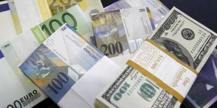 Plus de 2.100 milliards de dollars dans les paradis fiscaux
