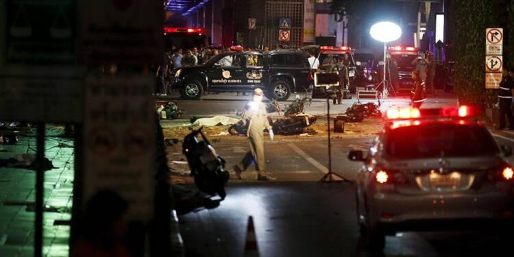Attentat meurtrier au coeur de Bangkok