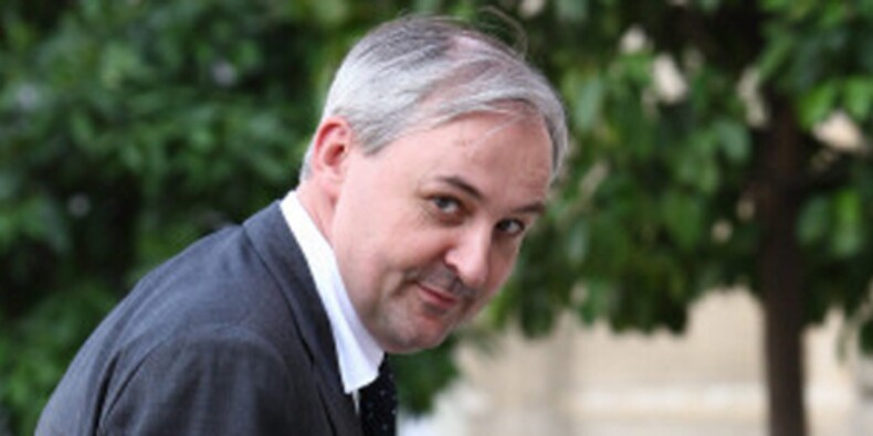 Portrait de François Pérol, le patron de BPCE, accusé de prise illégale d'intérêts