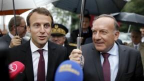 Macron tente de prouver aux patrons qu'ils ont été comblés