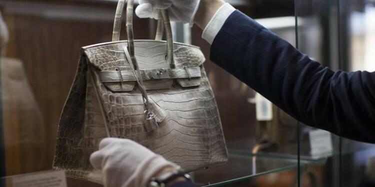 09e6ad5a44 Hermès règle son différend avec Jane Birkin sur son sac en croco ...