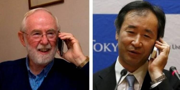 Le Nobel de Physique récompense une découverte sur les neutrinos