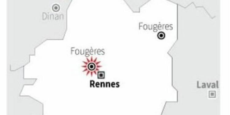 Incendie dans un centre de recherche Monsanto en Bretagne