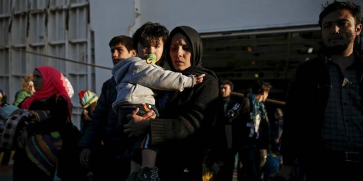 Autant de migrants en octobre que sur tout 2014 en Europe