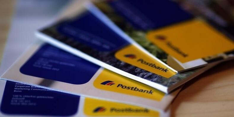 Le bénéfice de Postbank augmente avec la réduction des coûts