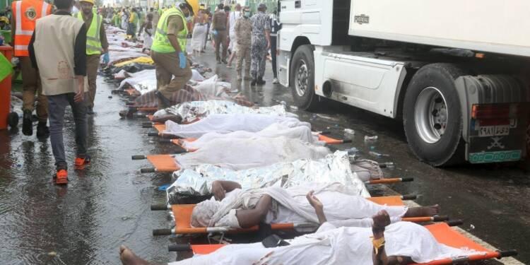Bousculade près de La Mecque, plus de 700 pèlerins tués