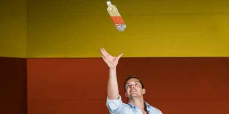 Thibault Lamarque : Avec sa Castalie, il transforme l'eau du robinet en or