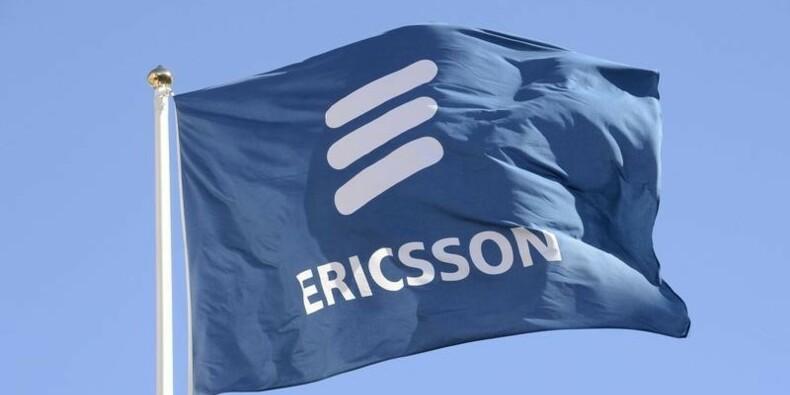 Ericsson bat le consensus, le titre bondit