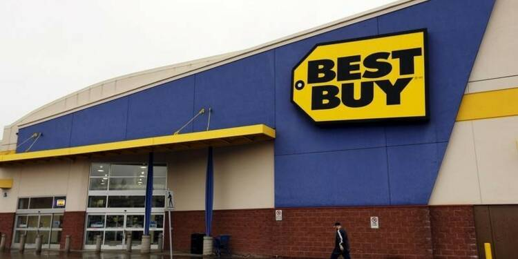 Best Buy attend des ventes en légère baisse pendant les fêtes