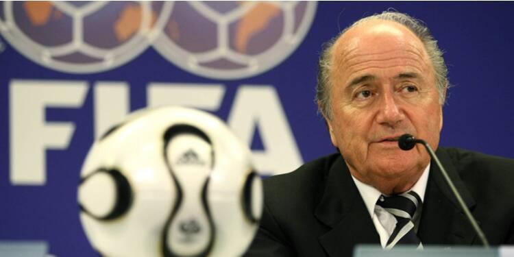 Scandale de corruption à la FIFA : Blatter démissionne