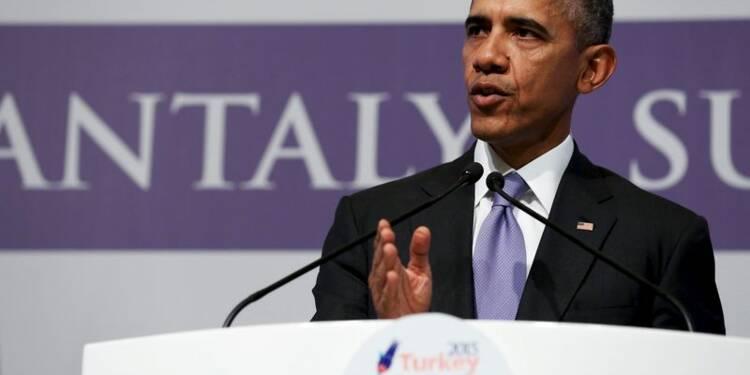 Barack Obama exclut l'envoi de troupes au sol face à l'EI