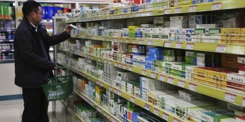 Le marché chinois des médicaments se complique pour l'Occident