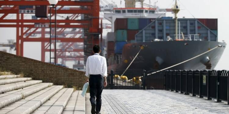 Premier recul des exportations japonaises depuis plus d'un an