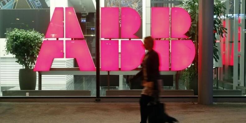 Forte hausse pour ABB des carnets de commandes au 1er trimestre