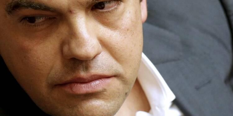 Alexis Tsipras remanie son équipe, écarte les ministres rebelles