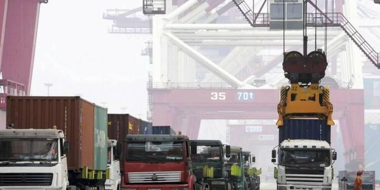 Le commerce extérieur chinois déçoit, Pékin devrait encore agir