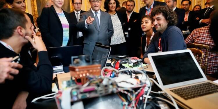 """Création d'un réseau """"Grande école du numérique"""""""