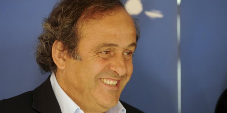 Les petits secrets de Michel Platini, président de l'UEFA