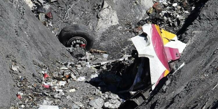 Les derniers instants à bord du vol de Germanwings filmés