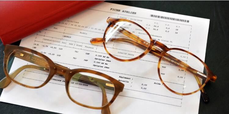 Optique : il devient difficile de voir clair dans sa facture