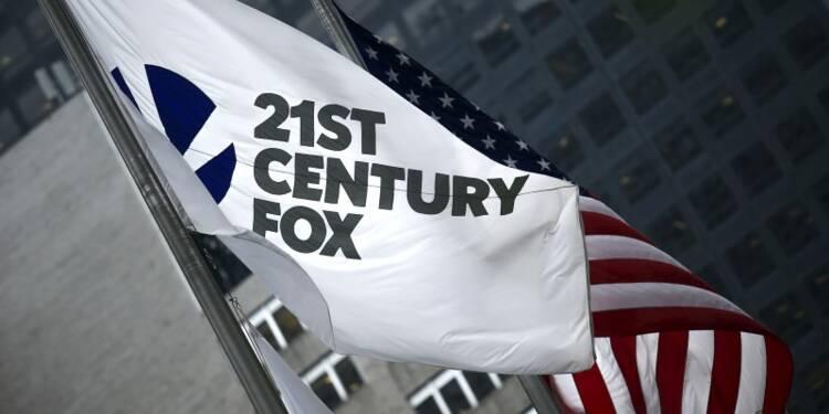 Chiffre d'affaires en baisse pour Twenty-First Century Fox