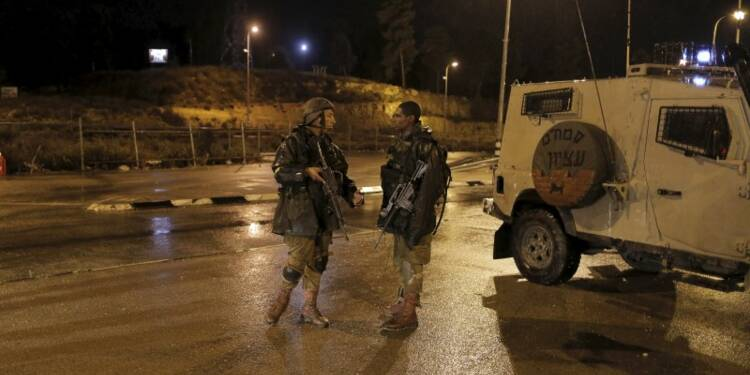 Trois Palestiniens tués après l'agression de soldats israéliens
