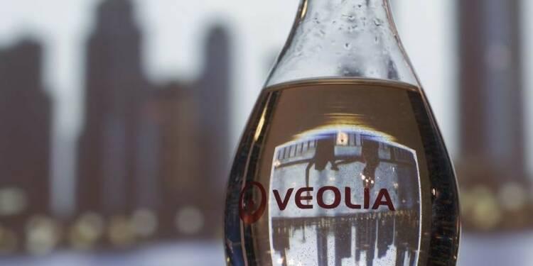 Veolia affiche des résultats en nette hausse au 1er trimestre