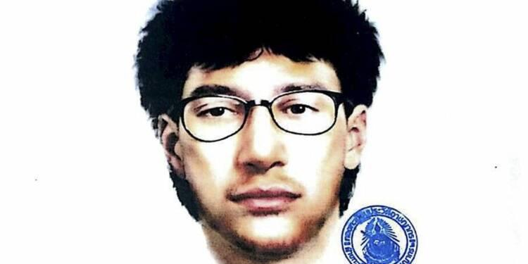 """La police thaïlandaise à la recherche d'un """"étranger"""""""