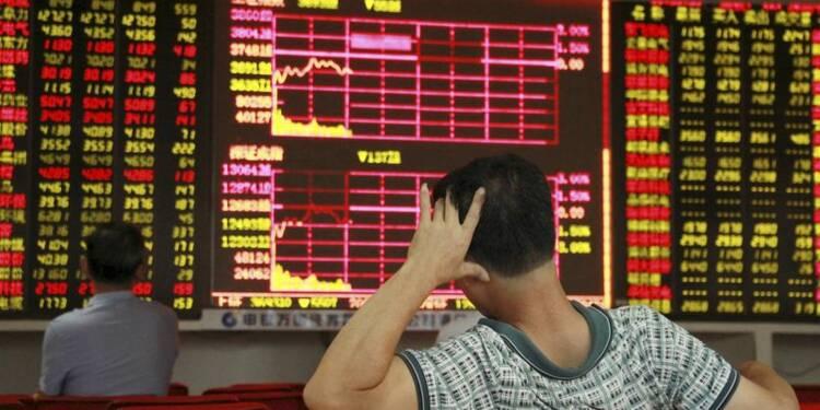 Les marchés financiers chinois restent très instables