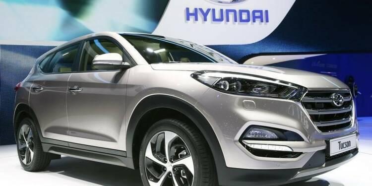Hyundai veut percer dans les SUV aux Etats-Unis et en Chine